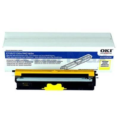 OKI C110 TONER CARTRIDGE YELLOW